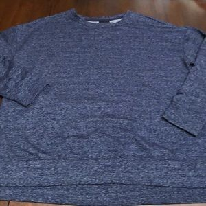 32 Degrees sweatshirt.  Super soft.  Blue.